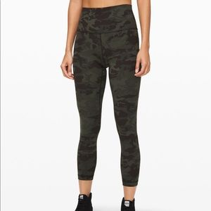 """Lululemon's Align HR Pant 25"""" leggings"""